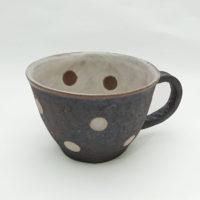 【めいポタ】コーヒーカップー水玉シリーズー ¥2,970(税込)