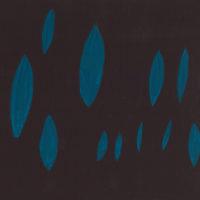 YA-10「 ハッパミドリ」 2021年   220×333  アクリル・キャンバス  額装済価格:45,000円 作品のみ:33,000円