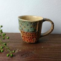 【めいポタ】コーヒーカップ(A)ー 色いろいろシリーズー ¥4,950(税込)