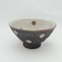 【めいポタ】お茶碗ー水玉シリーズー ¥2,420(税込)